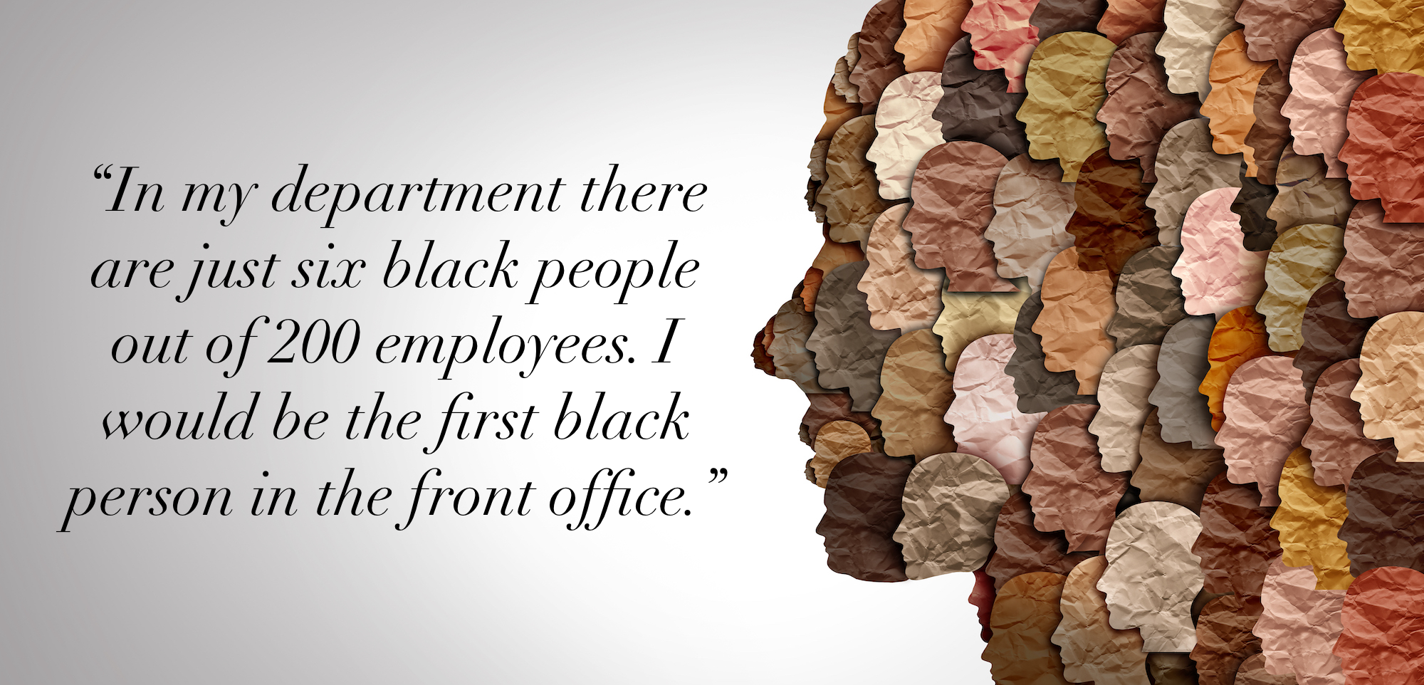 From school to front office: how ethnic minority candidates face subtle discrimination